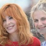 Mylène Farmer, Cannes le 6 juillet 2021.