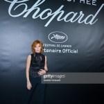 Photocall - Soirée de remise des trophées Chopard.