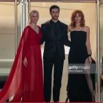 Cannes, montée des marches le 10 juillet 2021.