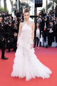 Bella Hadid in Christian Dior Haute Couture