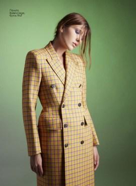 Coat, Balenciaga, First boutique