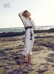 Blouse, skirt, belt, all - Sonia Rykiel, Rococo boutique.