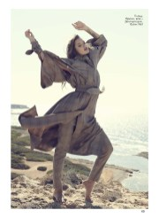Coat, trousers, all – Zimmermann, First boutique