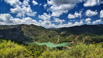 Cyprus Mountains