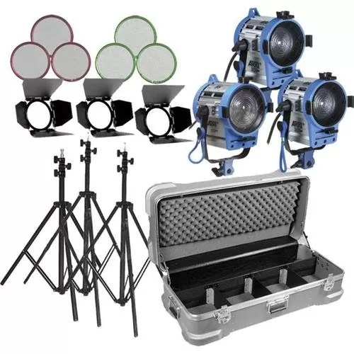 Continuous and Video Lighting