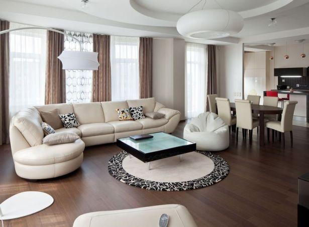 Современный-дизайн-интерьера-квартир