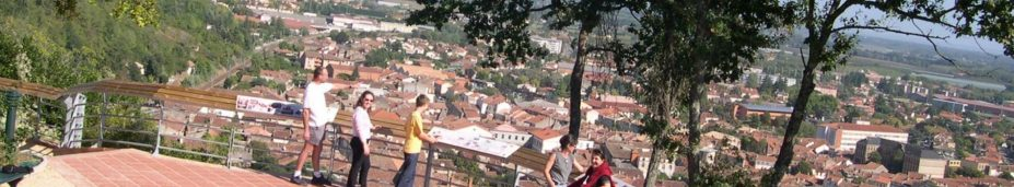 vue sur le ville 300 degres