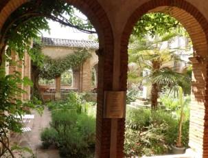 jardin du Carmel