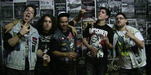 mindtaker - Moita Metal Fest 2016