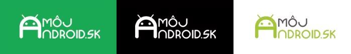 mojandroid logotyp