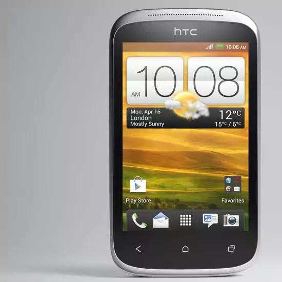HTC Desire C - Android telefón - 11