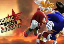Sonic Forces Speed Battle cover