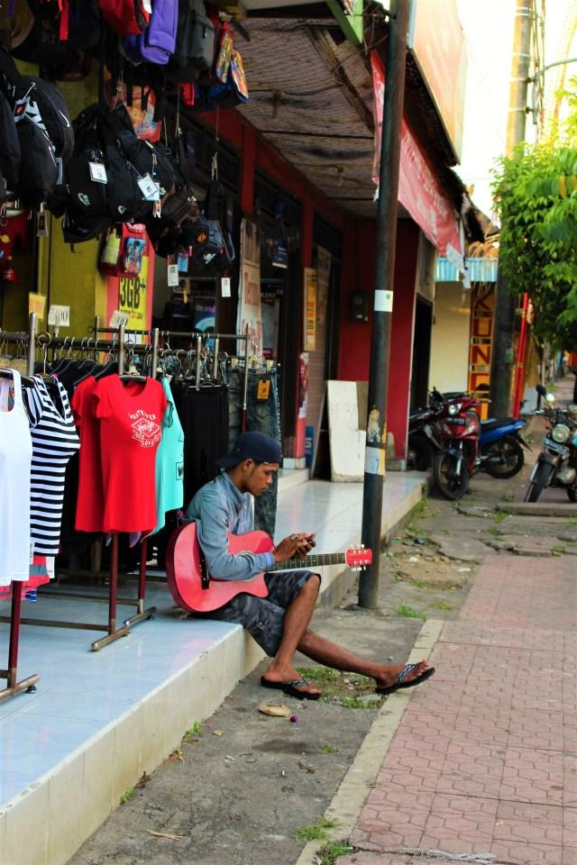 Bali street photography