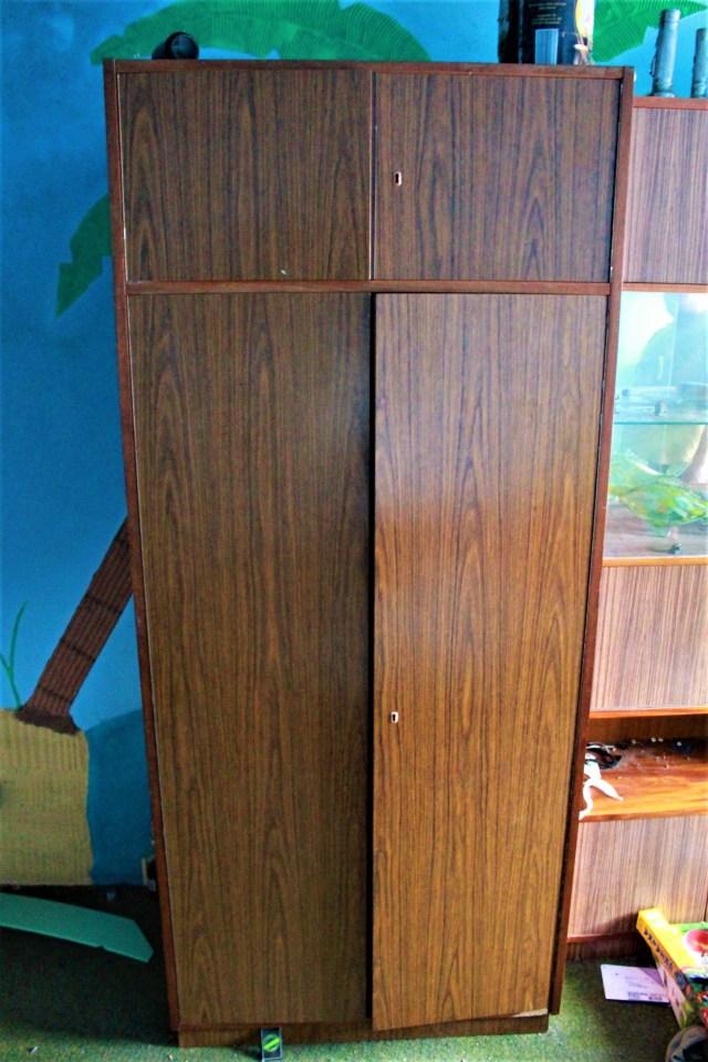 Jak odnowić starą szafę? - Mój sposób