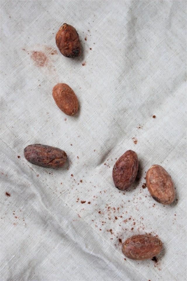 Bardzo kakaowe kulki mocy