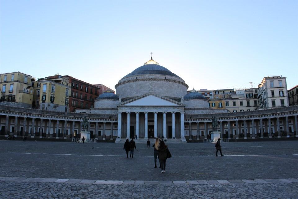 Neapol - część I - atrakcje turystyczne