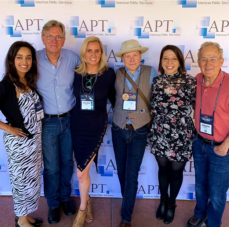 Award winning entertainment makers Mojave Productions attend the 2019 APT Fall Marketplace