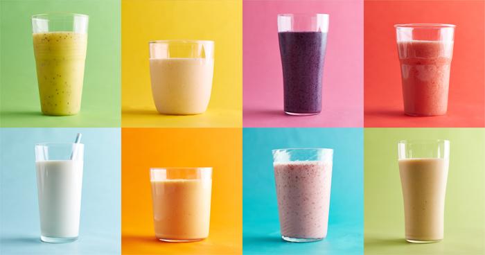 Vynikajúce smoothie recepty, vďaka ktorým dodáte telu výživné látky.