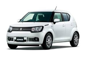 Najnowszy model Suzuki – Ignis – debiutuje w Japonii. Łączy on zalety auta kompaktowego i SUV-a.