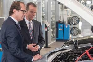 Volkswagen rozpoczyna w Europie wdrażanie środków technicznych w silnikach Diesla EA189
