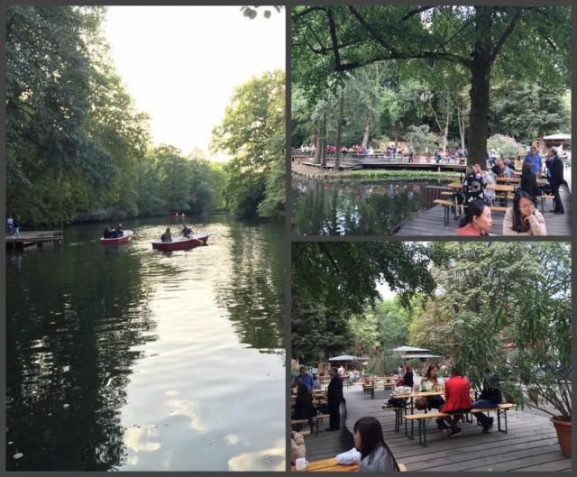 Tiergarten park. Foto: Ivana Kovačević