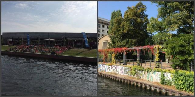 Berlin sa reke. Foto: Ivana Kovačević