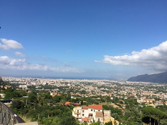Pogled na Palermo. Foto: Ivana Kovačević