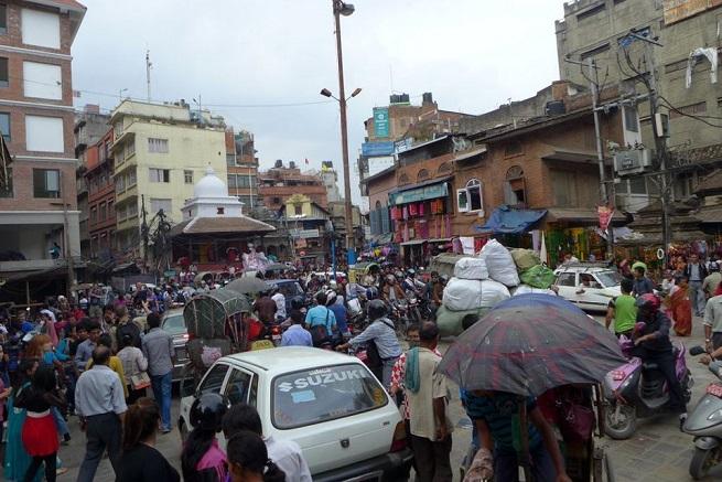 Katmandu. Foto: Ivana Kovačević