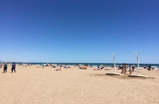 Plaža. Foto: Ivana Kovačević