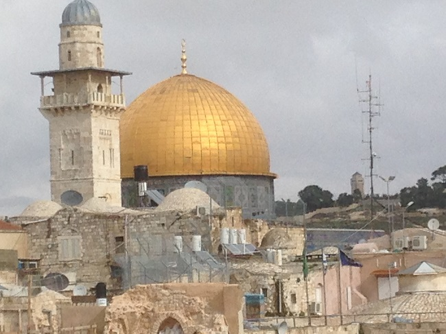 Al Aksa dzamija u Jerusalimu. Foto: Ivana Kovačević