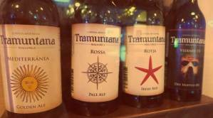 Santa Catalina in Palma de MallorcaSanta Catalina in Palma de Mallorca. Tramuntana Craft Beer Bar