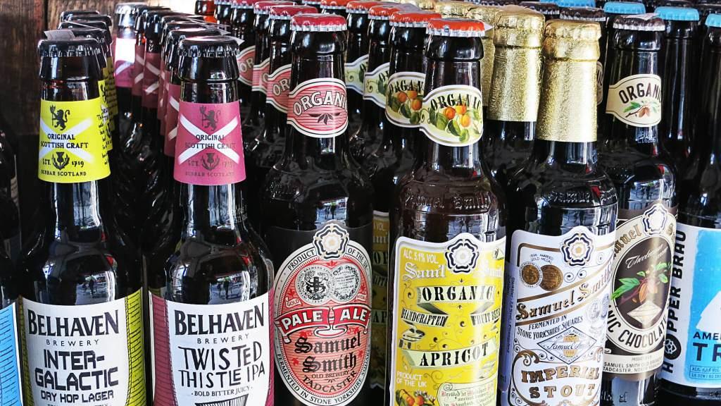 Craft-Beer-Sorten