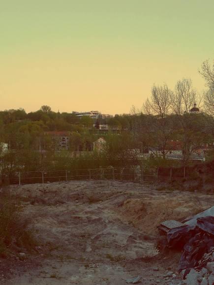 Uzupis in Vilnius heute