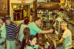Craft Beer Vilnius. Spunka Uzupis