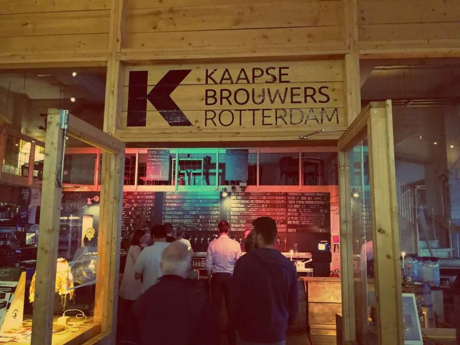 Katendrecht in Rotterdam entdecken. Kaapse Brouwers Rotterdam