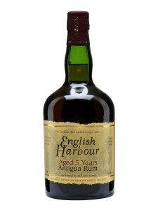 Rum für Kenner. English Harbour 5 Years