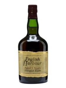 Rum für Kenner. English Harbour 5 Years