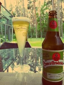 Grodziskie Grätzer Bier in Polen