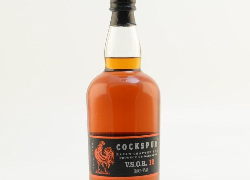 Cockspur VSOR 12 Rum