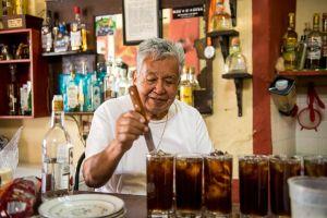 La Capilla Bar in Tequila