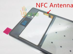 NFC-antena-lokacija