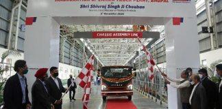 Vecv Starts Production At Its New Truck Plant At Bhopal