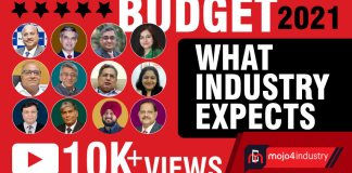 Budget 2021 Expectations Pre Budget Report Mojo4industry