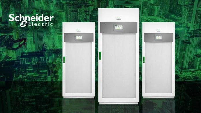 Schneider Electric unveils Compact 3-Phase UPS Galaxy VL