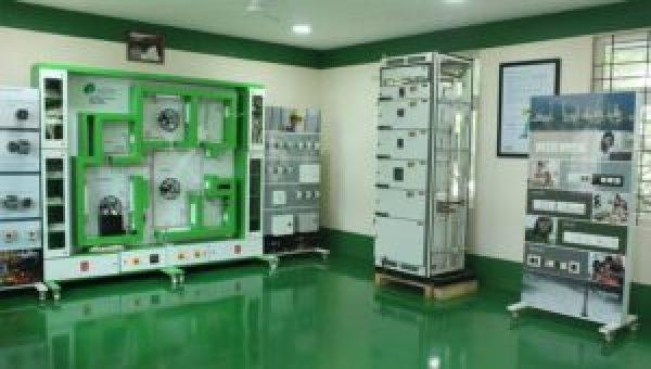 skill center equipments