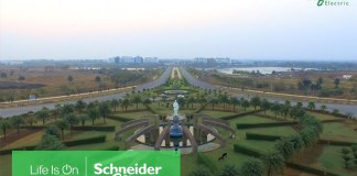 schneider electric's smart water solutions to help build water smart resilient india