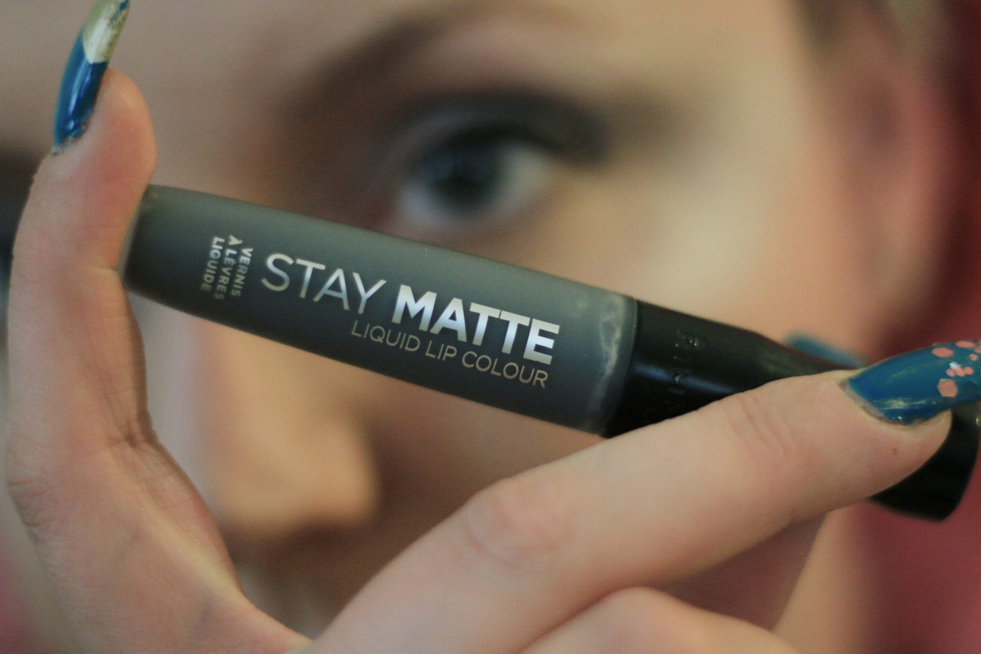 Rimmel Stay Matte Liquid Lip – Shadow