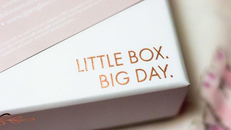 Little Box. Big Day. Beauty Box Review