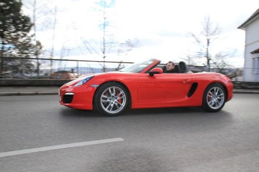 Elegant, exquisit zum Fahren und alltagstauglich. Schade, dass er hinterm 911 anstehen muss.