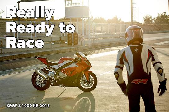 Bmw Motorrad Weihnachtsgrüße.Bmw S 1000 Rr 2015 Really Ready To Race Mojomag